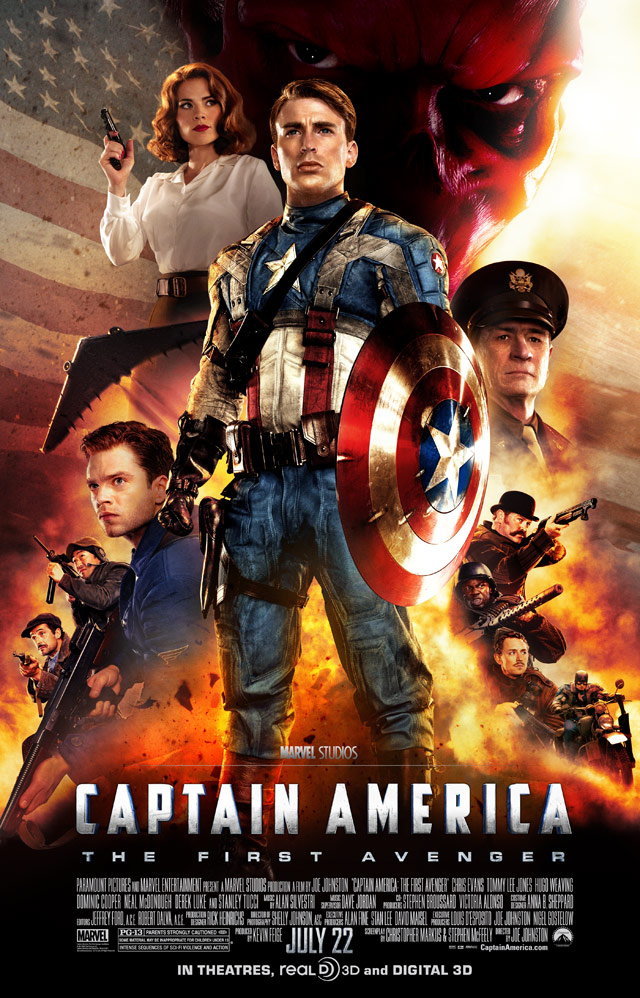 Captain America's trilogy has finally come to a close, and ended as one that exponentially improved with each movie outing both in quality and viewership. Civil War at the time of writing this is lining up to be one of the highest grossing Marvel Films yet. However, considering it was filmed and marketed as Avenger 2.5, it is hard to say that the captain is the one who filled the seats. Still, Captain America has gained a hefty following on his own and seems will be leading the Avengers for the years to come.