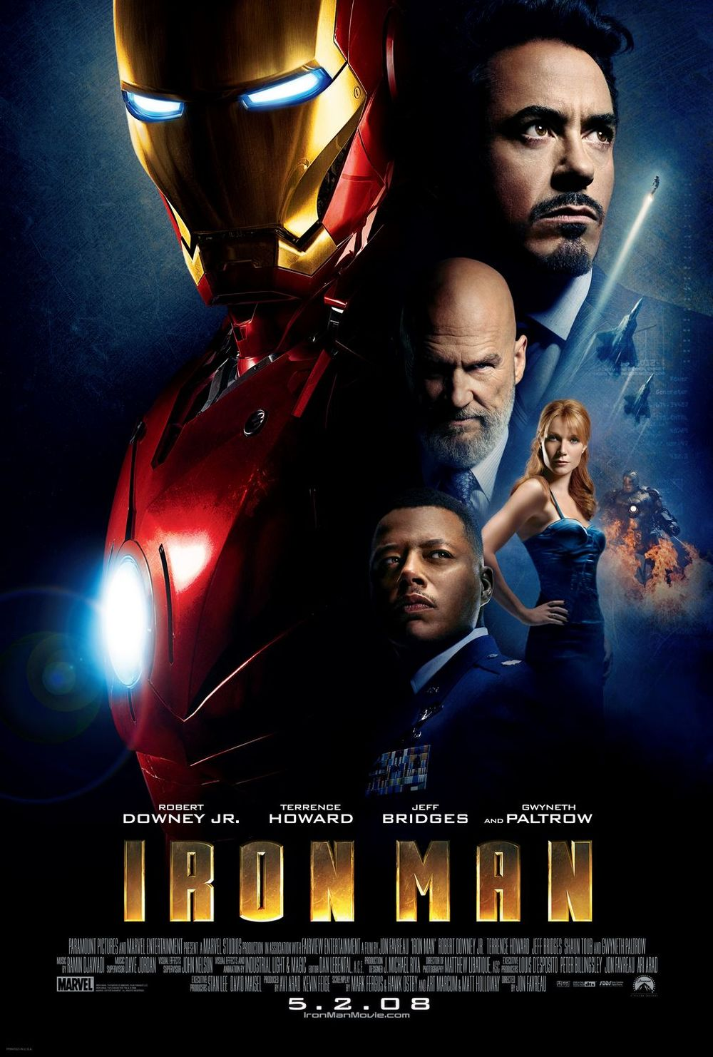 Iron Man started it all, single-handedly launched Marvel back into the movie business. While critically these films have received mixed reviews, Robert Downey Jr.'s performance as Tony Stark is the center of charisma that holds the cinematic universe together. Overall, the Iron Man trilogy has taken in $1.86 million, only second to one franchise...