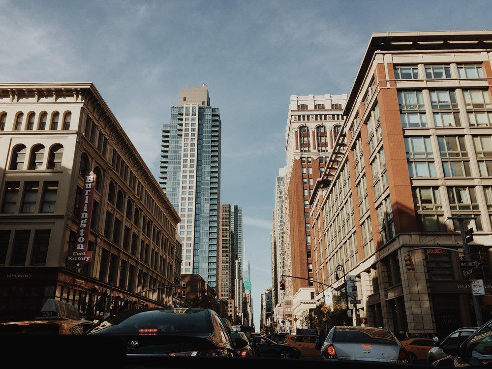 New York, New York -