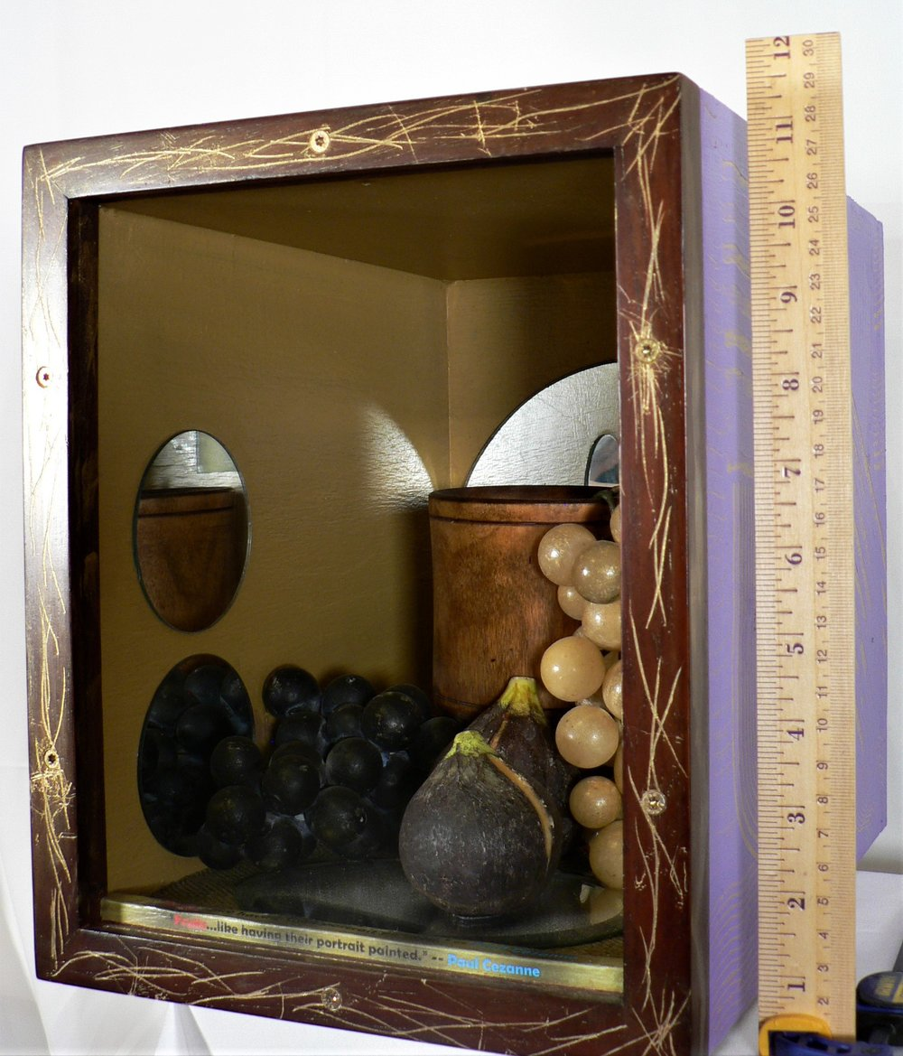 Reflections Still Life with Ruler Photo.JPG