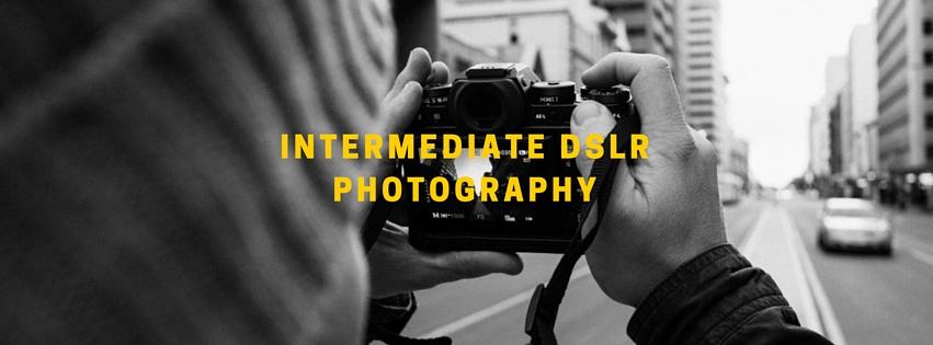 Intermediate photography workshop