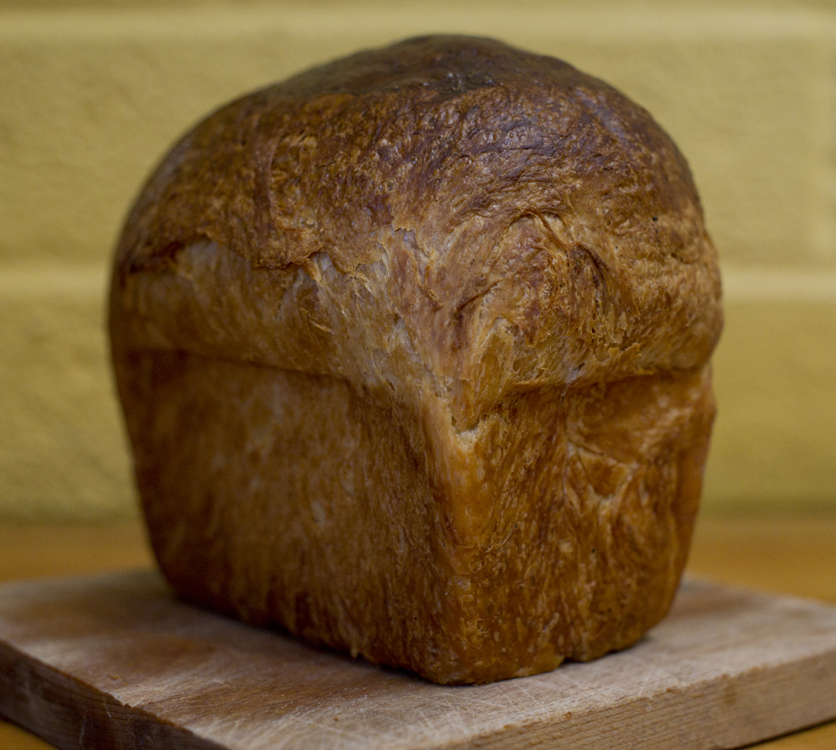 Croissant loaf £3.20