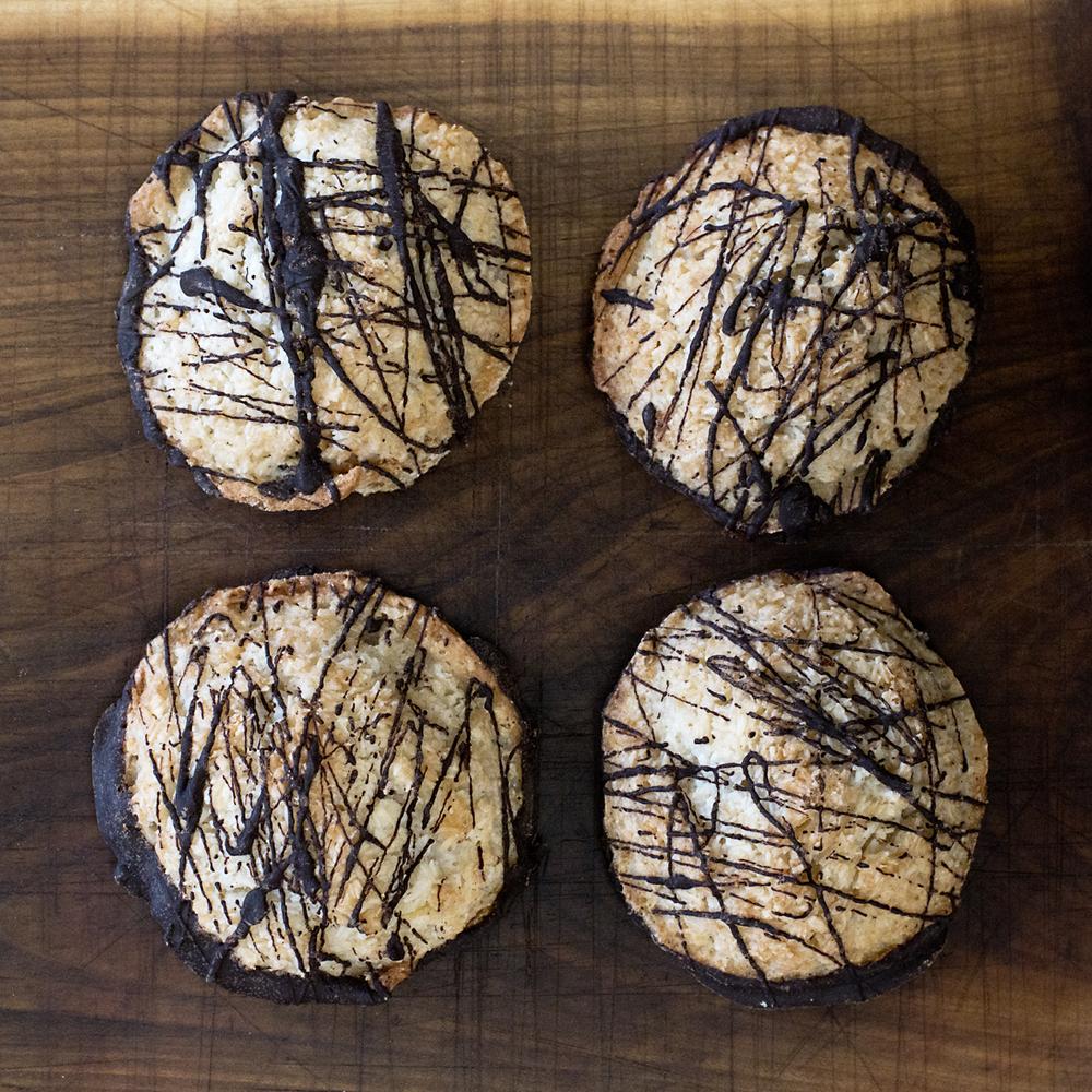 Copy of Coconut Macaroon GF DF