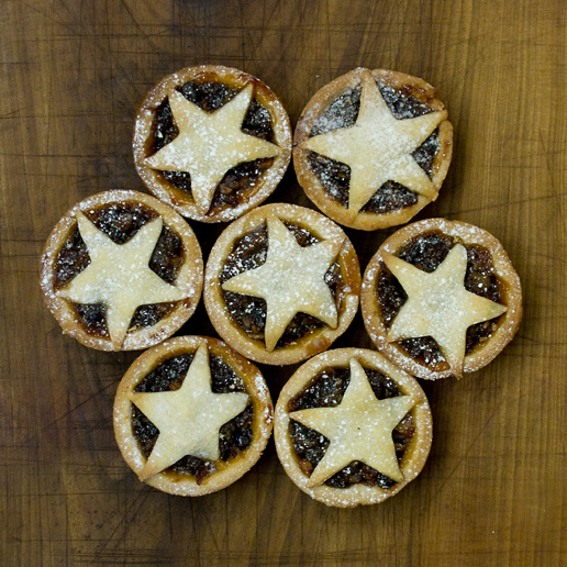 Mince Pies (only at Christmas!)