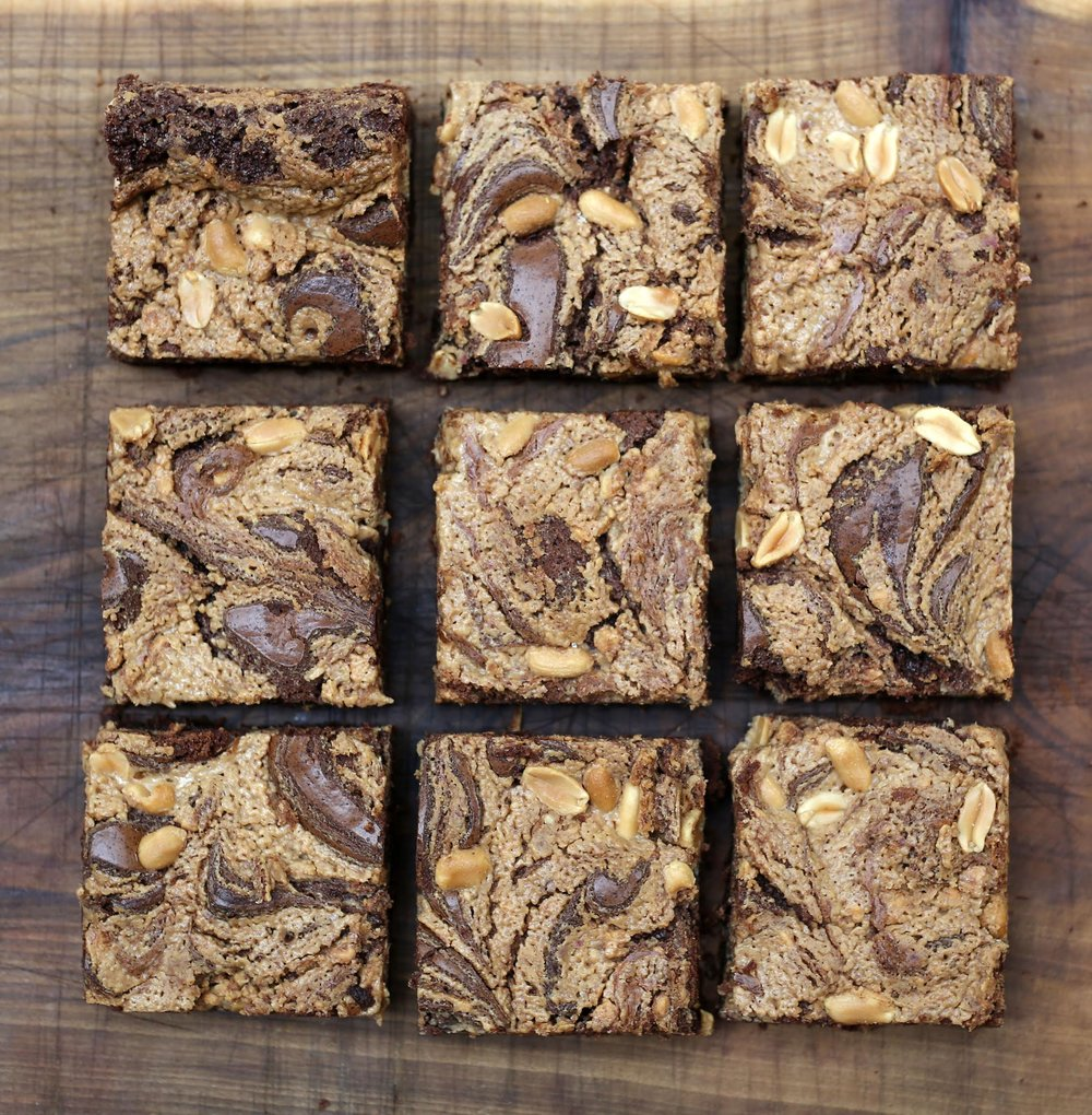 Copy of Peanut Butter Brownie