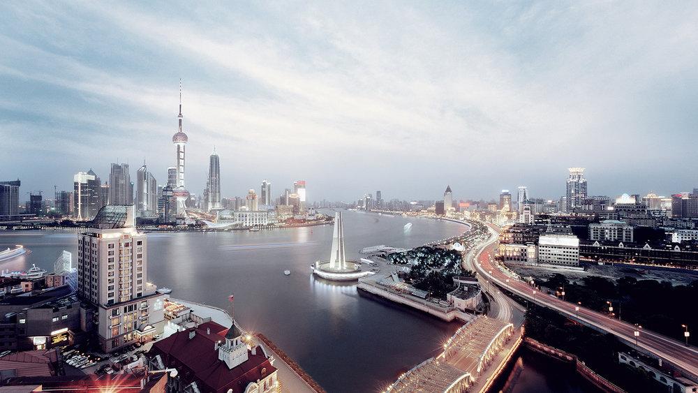 Shanghai    Fountown   长宁区长宁路999号4楼 Shanghai, China 200050