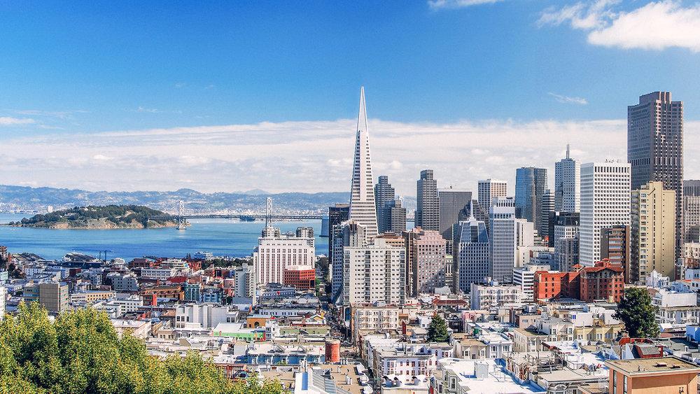 San Francisco    WeWork   955 Market St, San Francisco, CA 94103