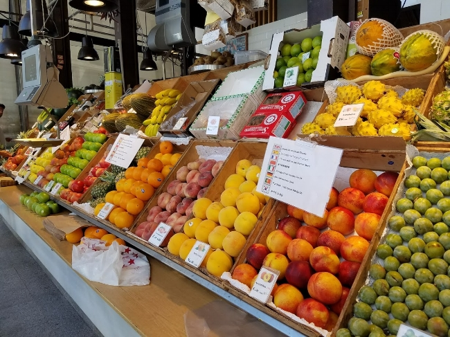 Fruta fresca (fresh fruit)