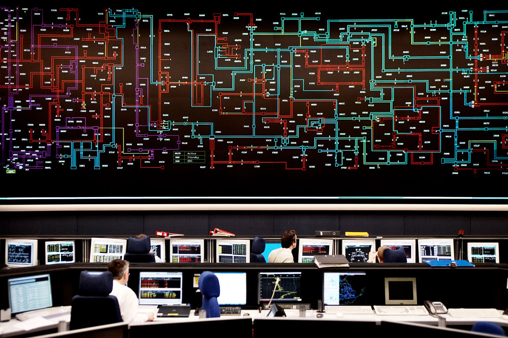 This is The National Grid
