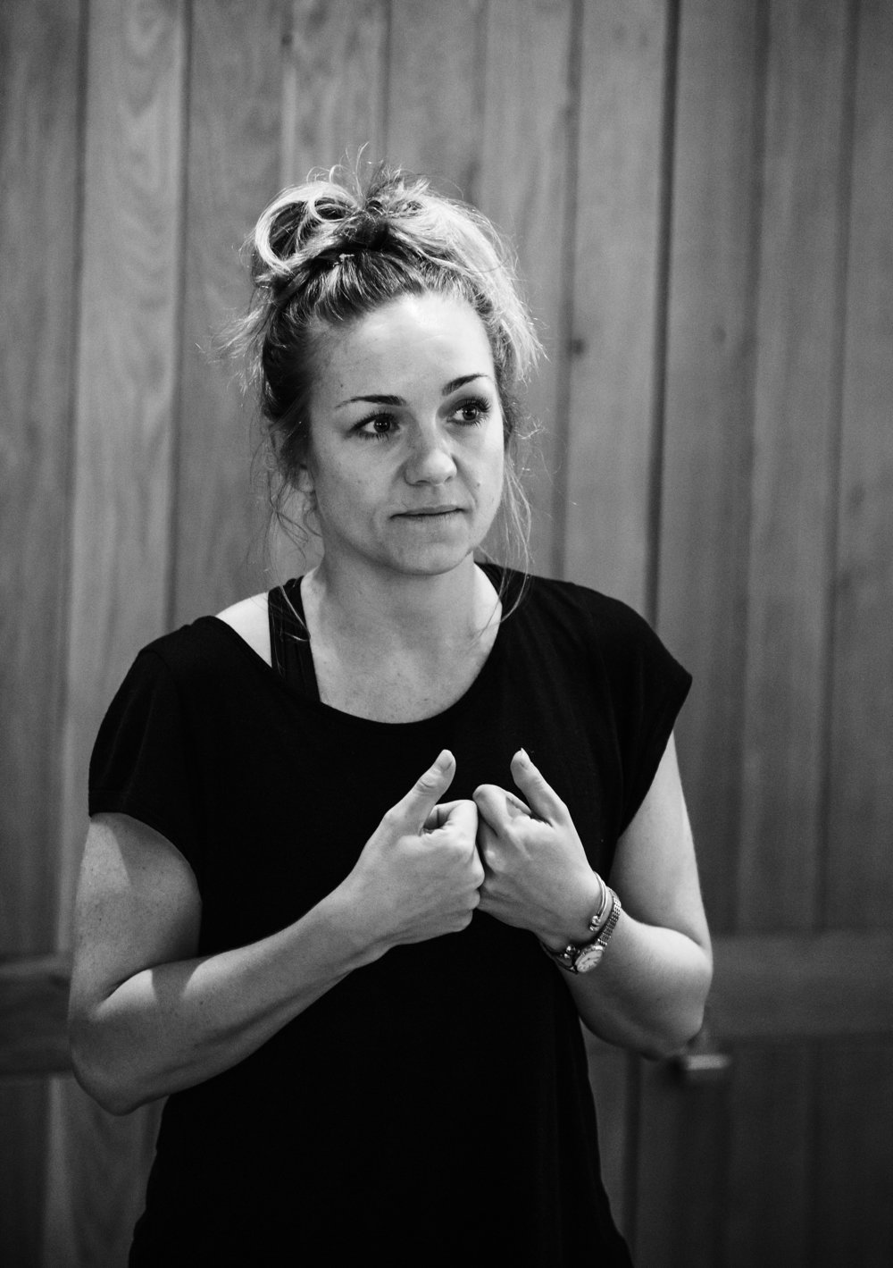 Claire-Louise Cordwell (Queen)    ©Tristram Kenton