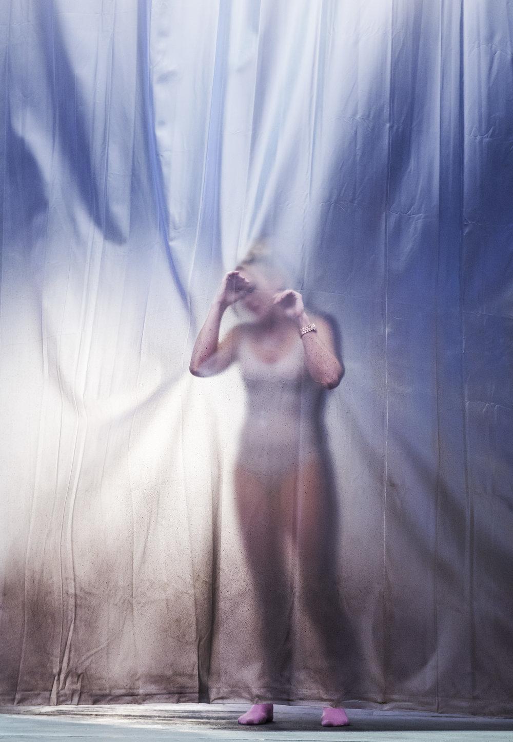 Maddy Hill (Imogen).    Image ©Tristram Kenton