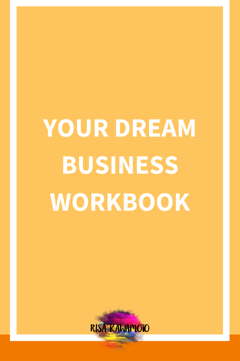 Use this workbook to identify your TRUE passion and how you can make sure that it's aligned with your with your business and niche.