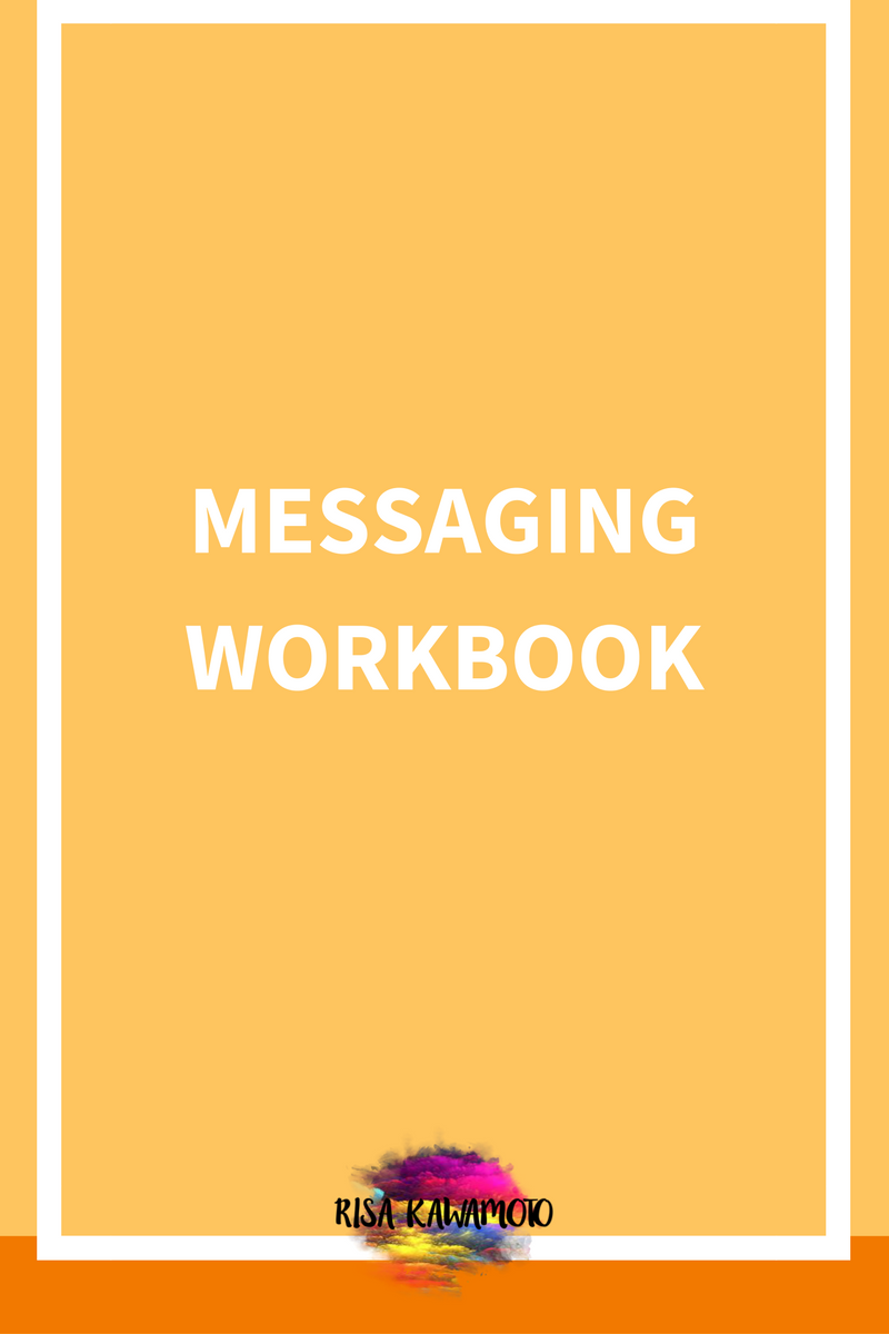 This workbook will help you get SUPER clear with your message and help you craft your story in a way that attract your ideal client.