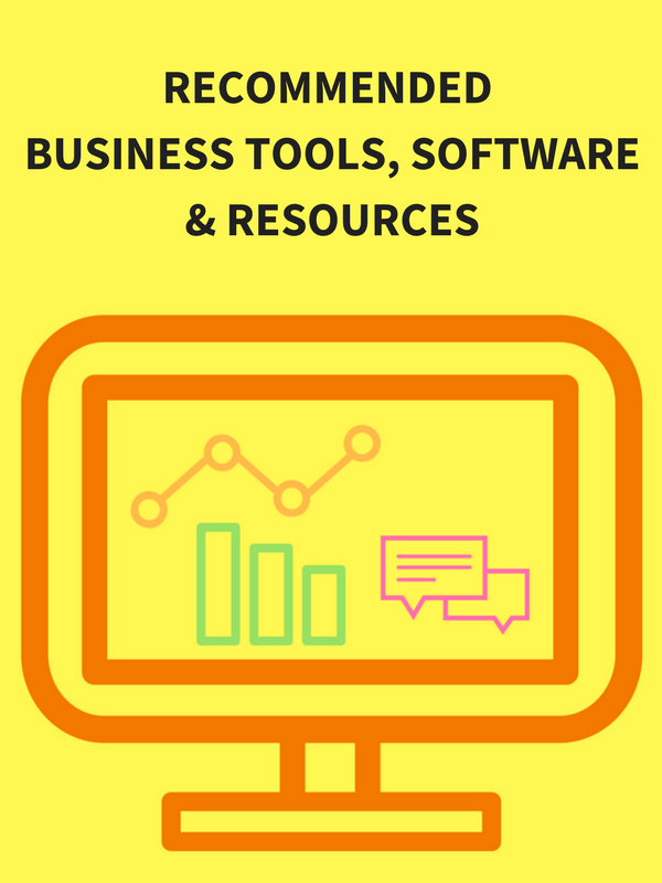 Business tips: Business tools, software & resources for online entrepreneurs