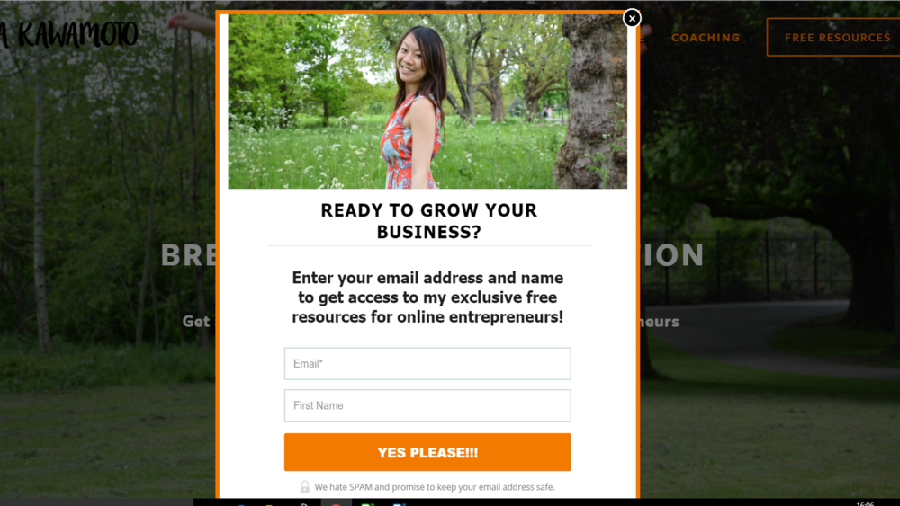 Business tips: 9 Ways to Grow Your Email List from Zero