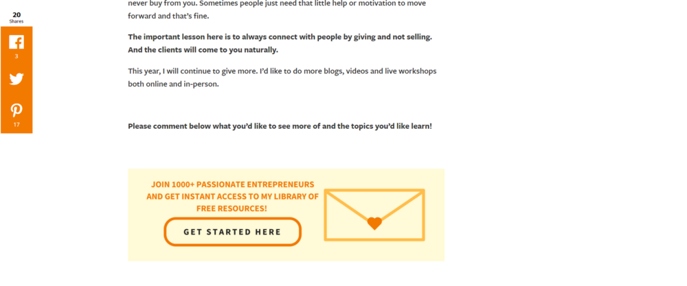 Business tips: 9 Ways to Grow Your Email List