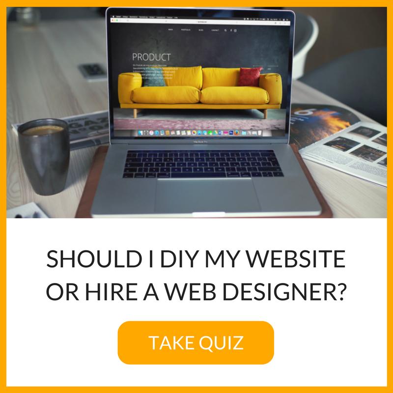 Should I DIY My WEbsite or Hire a Web Designer?