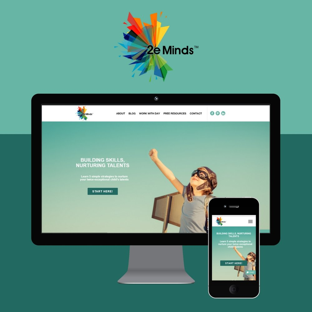 Website Design - Coaching Business