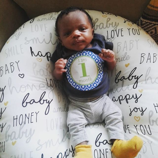 Time is flying! I can't believe my little prince is already 1 month old. It was a struggle trying to get these pictures from him because he was in some kind of mood. I love my little man!  #TheCourageCoach #lifecoach #mindset #entrepreneurs #womanofgod #ladyboss #jesuschick #businessowner #womanoffaith #womenempowerment #mogul #BossQueens #bossbabe #transform #business #ministry #cincinnati #houston #atlanta #losangeles #newseason #entrepreneurship #healing #international #BecomingHer #newborn #blackbabies #blackfamily