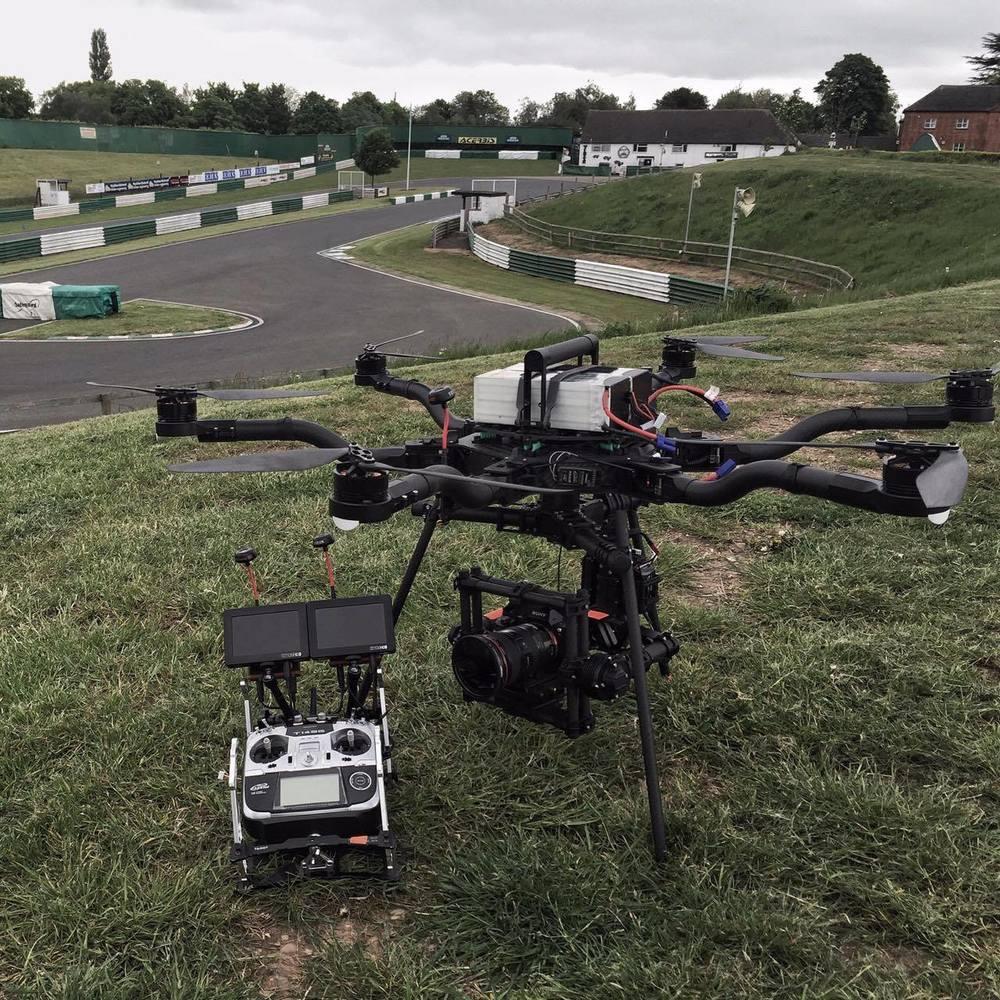 aerial filming uk