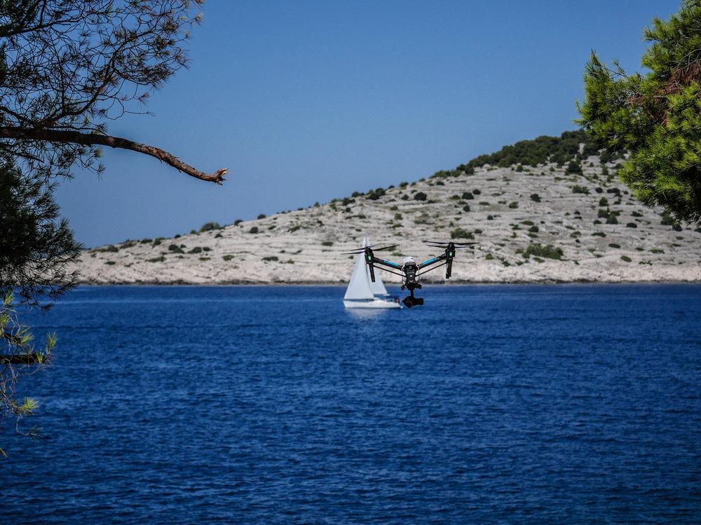 drtone filming croatia