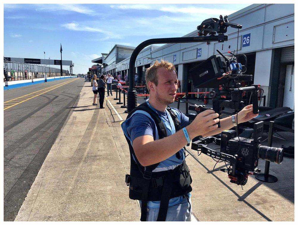 gimbal filming