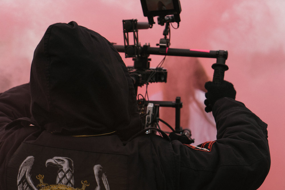 Movi m10, RED Epic, Connex