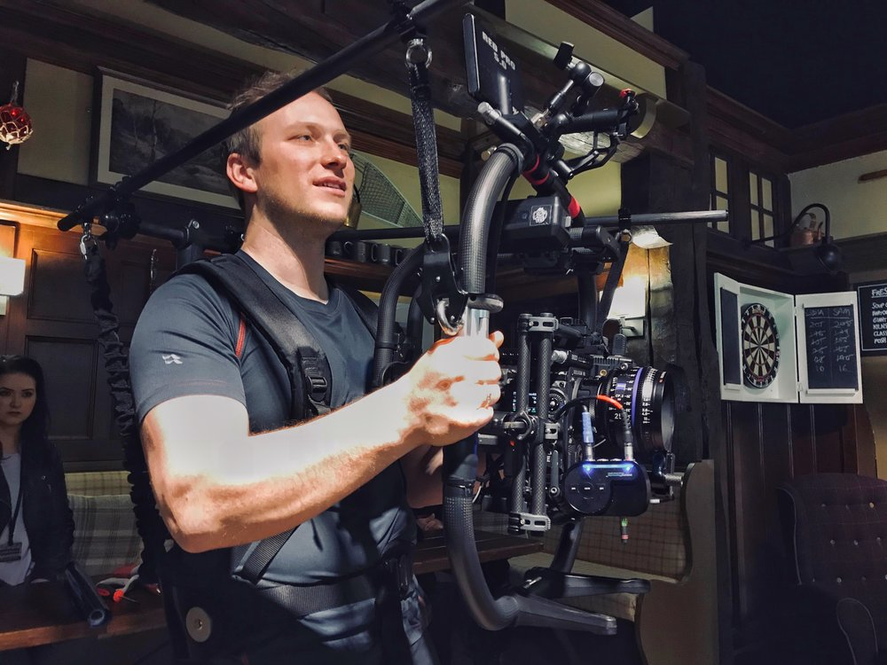 movi gimbal filming in leeds