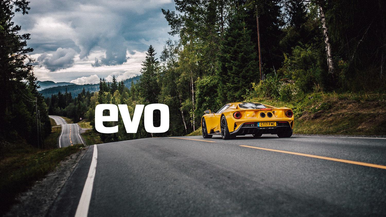Ford Gt Norway Evo Magazine Edit Dji Inspire  Prores