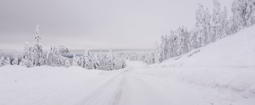 Although it's not a mountainous country, Finland does have many fells that give you quite a view.