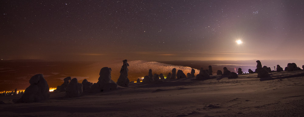 Lapland Moonlight