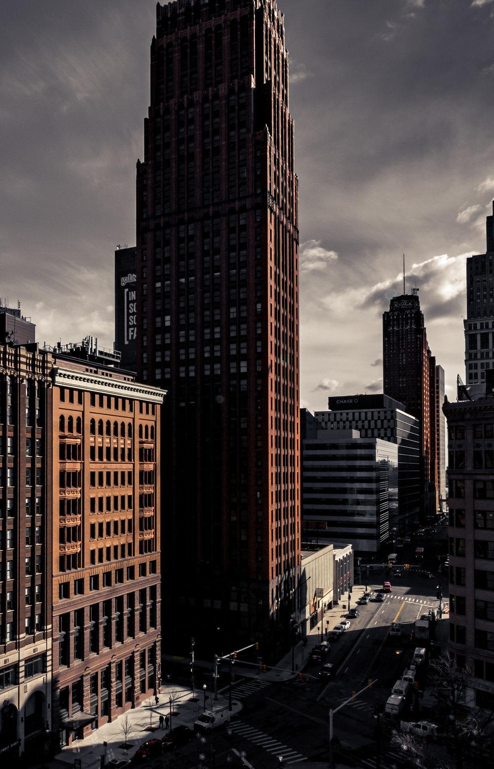 Detroit Farwell