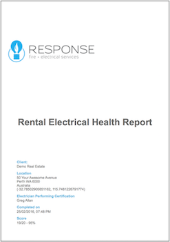 electrical-health-report