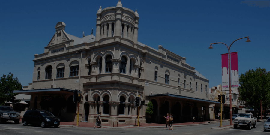CITY OF SUBIACO -