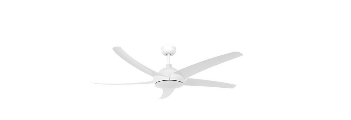 Install White 52 Energy Efficient Dc Fan Perth