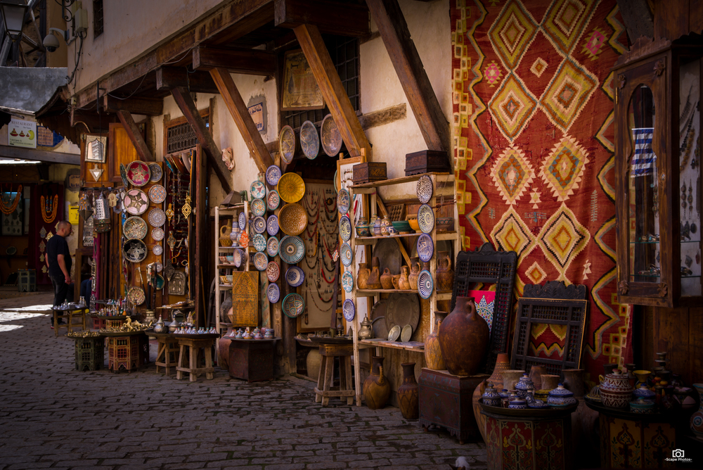 Pleintje in Fez