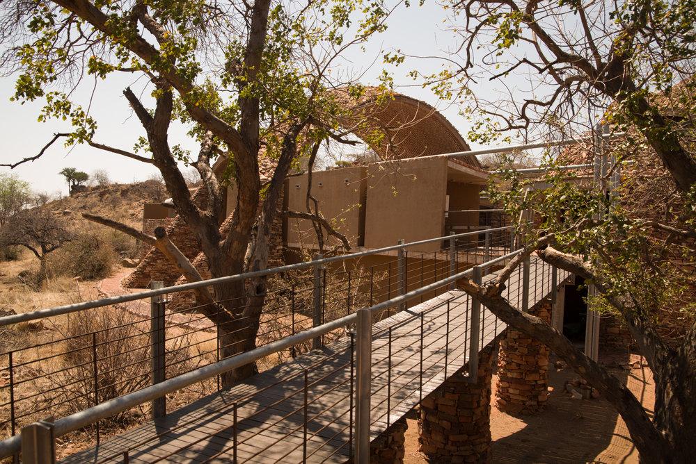 Bezoekerscentrum Mapungubwe National Park