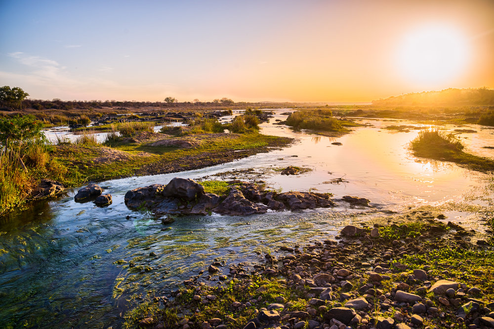 De Olifants rivier