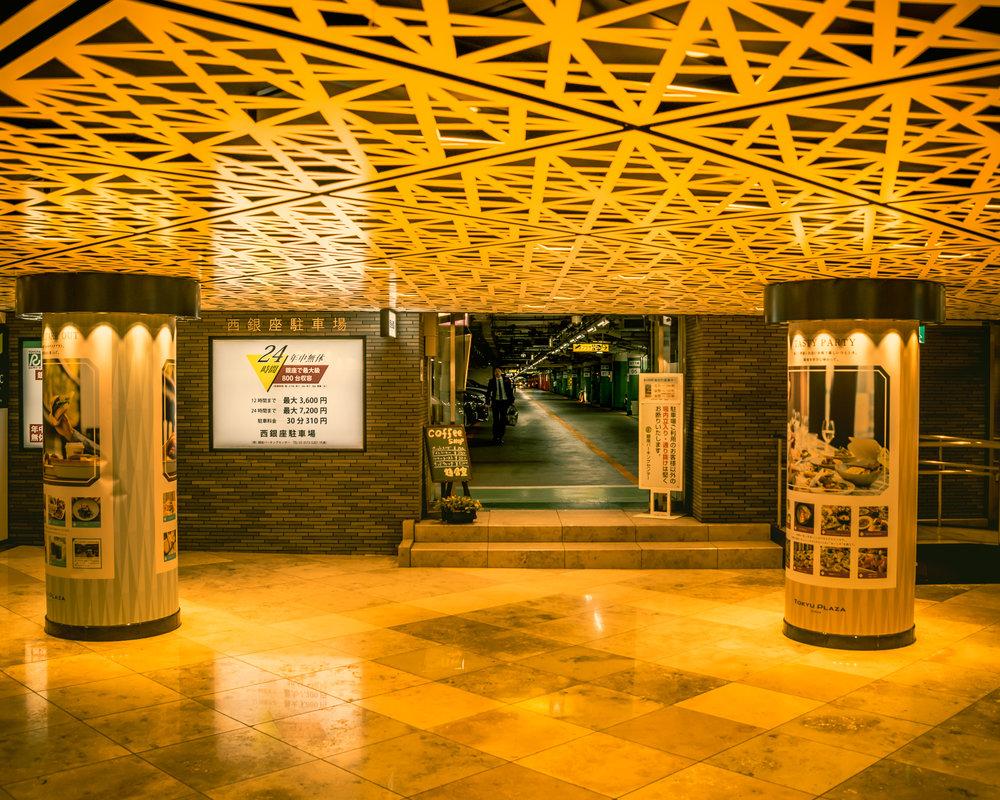 De ondergrondse wereld van Shinjuku station