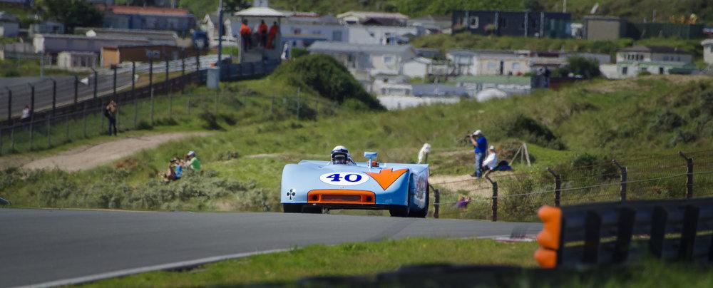 Oude Le Mans Porsche