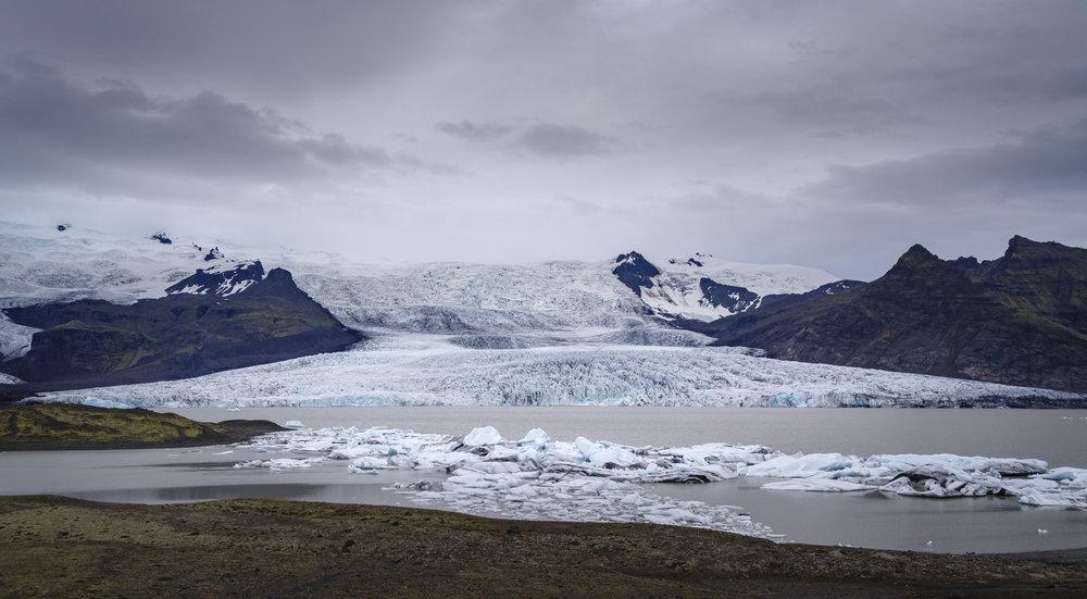 De ijslagune