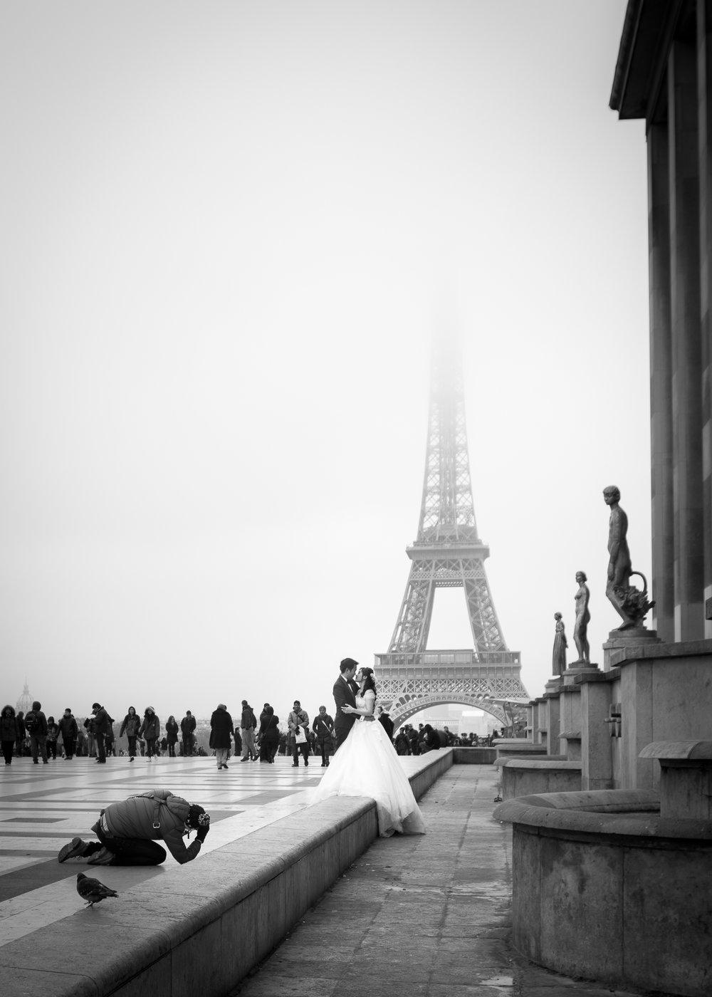 Place de Trocadéro