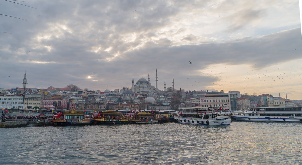 Down town Istanbul