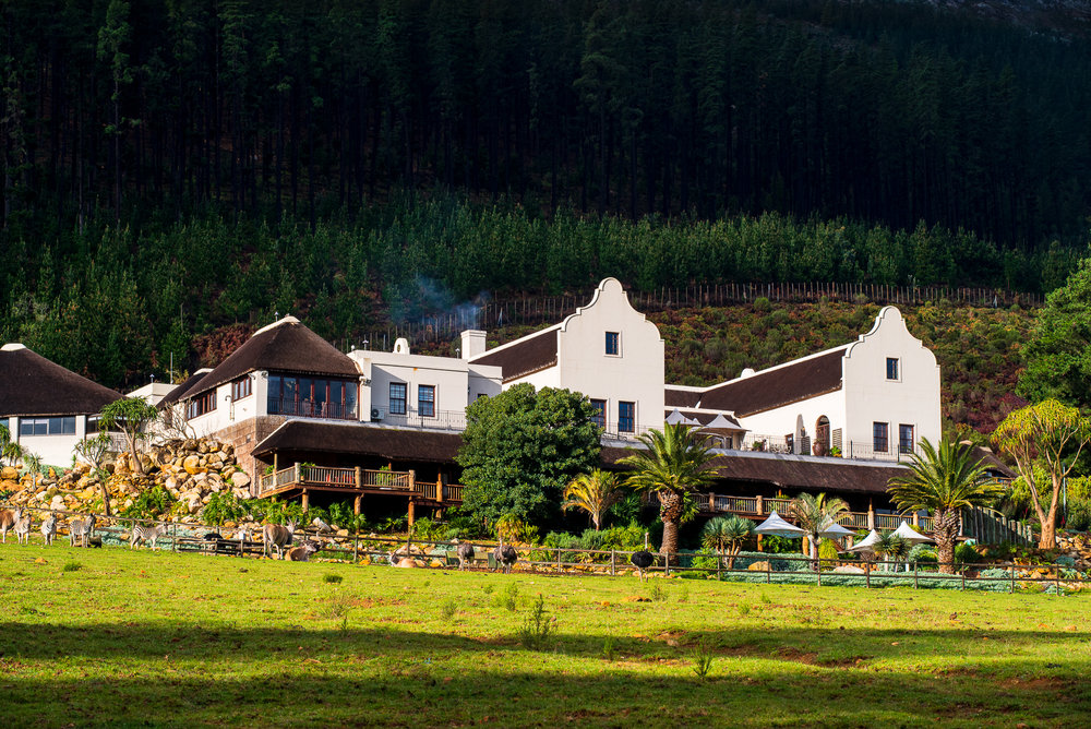 Marco Polo Lodge in Fransschoek
