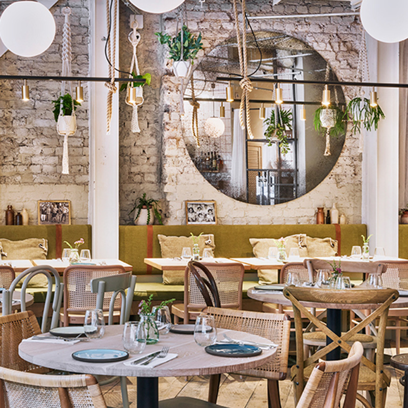 Review: Delamina, Marylebone