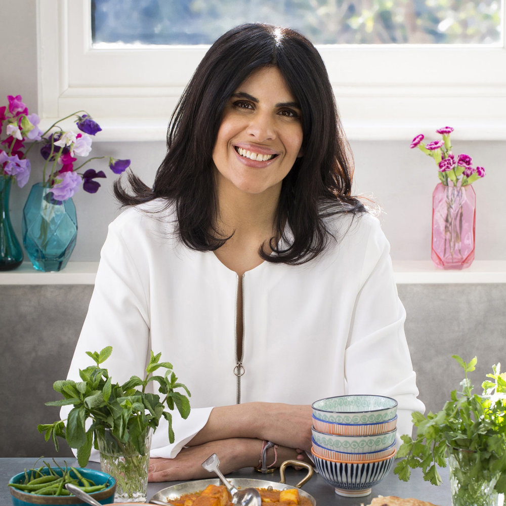 Q&A: Award-Winning Cookery Writer Anjum Anand