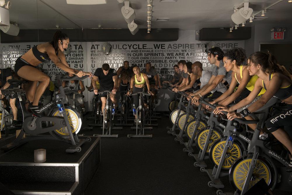 Photo Courtesy: Soul Cycle