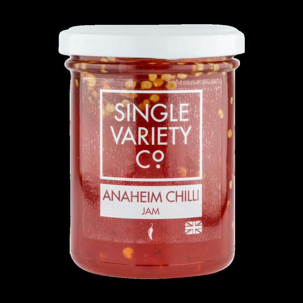 Anaheim Chilli Jam