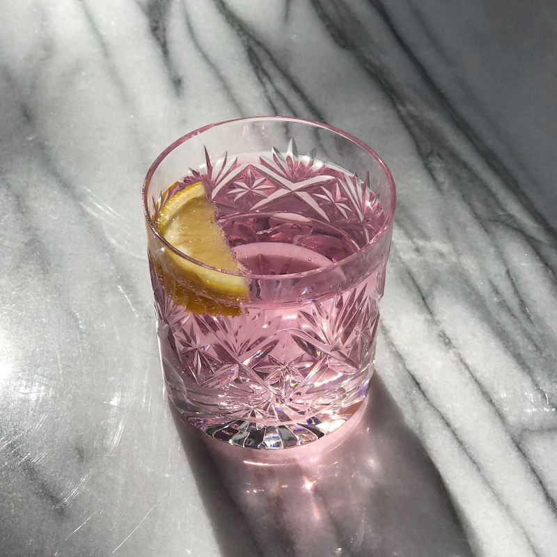 Maravilla Raspberry Preserve Gin Cocktail