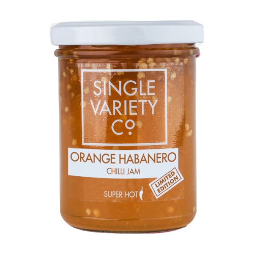ORANGE HABANERO CHILLI JAM